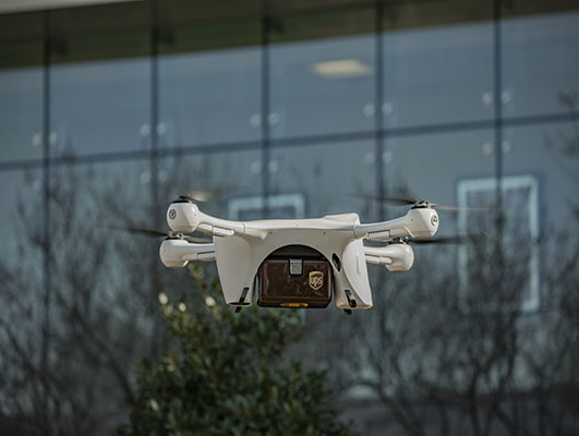 UPS Establishes Flight Forward Drone Subsidiary
