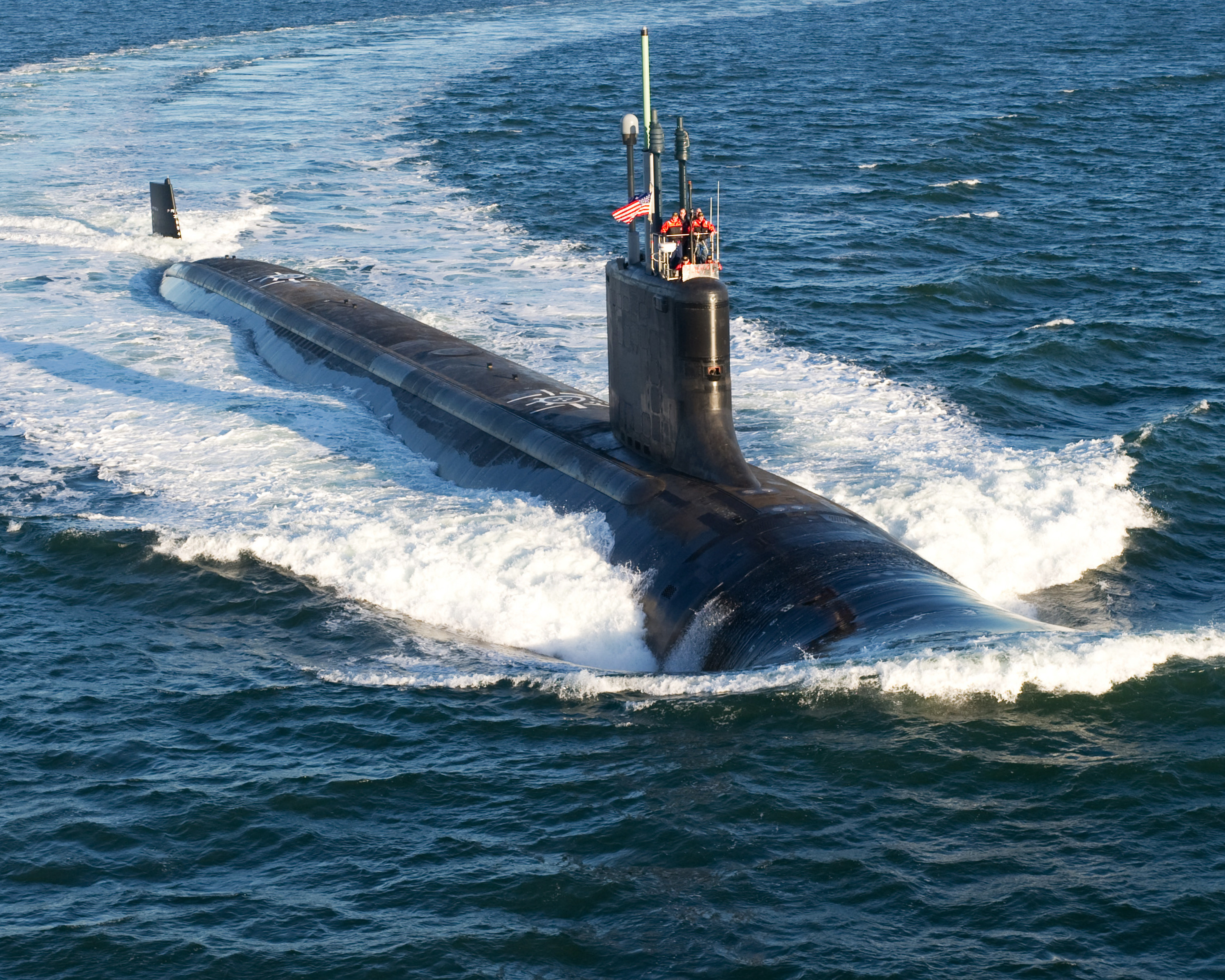 the united states attack and ballistic nuclear submarines America's navy uses fast attack, ballistic missile, guided missile, & special rescue submarines in its silent service learn more about naval submarines.