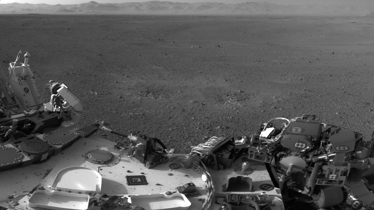 Ben Cichy, NASA: Curiosity Mars Rover Installing Smarts ...
